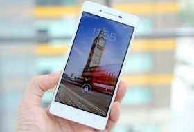 Oppo R1 - SmartPhone dáng mỏng